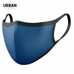 Mesh Pro Face Mask Anti Dust Cotton Washable Reusable Triple Layer Cotton