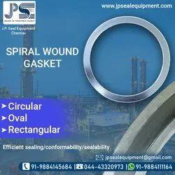 Spiral Wound Sealing Gasket, Thickness: 2-5mm