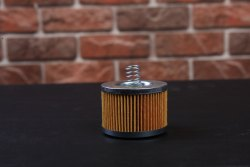 Signature Metal Cap Oil Filters