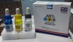 Blood Group Test Kit Biolab