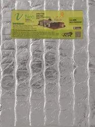 10 mm Aluminum Foil Insulation Sheet