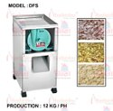 Dry Fruit Tukada Machine