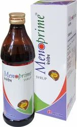 Menoprime Syrup, Packaging Size: 300 Ml