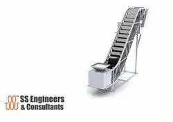 SS Modular Conveyors