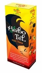 Herbo-Tel Ayurvedic Hair Oil For Stimulating Hair Growth, Packaging Type: Plastic Bottle, Pack Size (mililitre): 100 ml