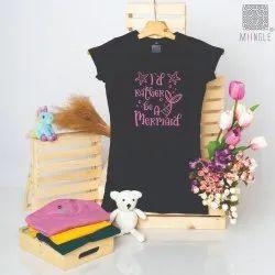 Black Girls T Shirt Dress