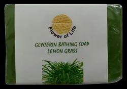 Lemon Grass Glycerine Soap