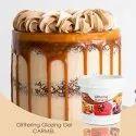 Blossom Glittering Caramel Glazing  Big Gel