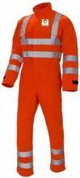 SafeCare Fire Retardant Aramide Coverall
