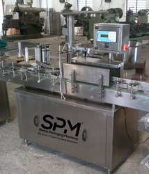 Double Sided Sticker Labeling Machine