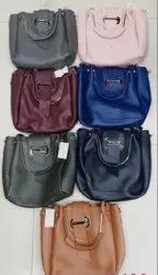 Pu Leather Adjustable Ladies Small Handbag, For Casual Wear