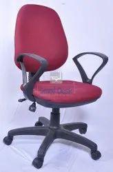 Track MB Medium Back Chair