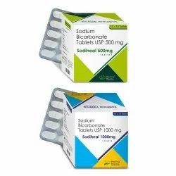 Sodium Bicarbonate 500mg / Sodium Bicarbonate 1000mg