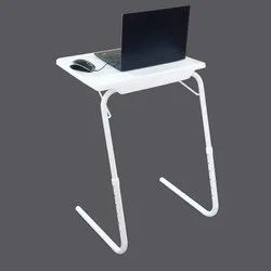Multipurpose Portable Laptop Table(White)
