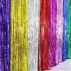 Foil curtain
