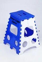 BUYER Durable Folding Plastic Stool