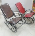 Indoor Steel Rocking Chairs