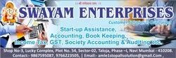 Income Tax consulting Document Financial Consultancy Services