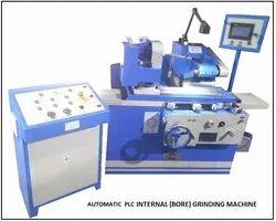 Carbon Bush ID Grinding Machine PLC, Maximum Grinding Diameter: 100 Mm, Swing Over Table: 299 Mm