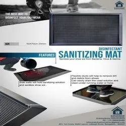 Sanitizer Mat