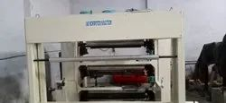 4 Colour Iron Roll To Roll Flexographic Printing Machine, For Non Woven Fabrics, Model Name/number: AMF1200