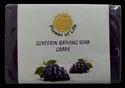 Grape Glycerin Bathing Soap