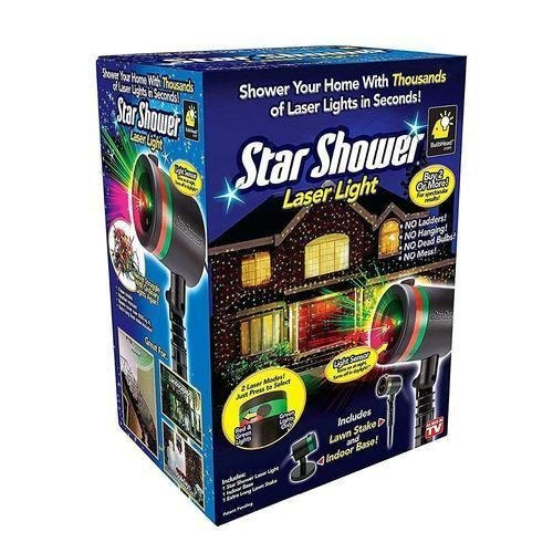 Fairy Star Shower Projection Light (dj, Party, Decoration And Celebration Light)