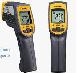 Contactless FT3700 Hioki Infrared Thermometer, For Industrial