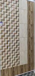 Kajaria 18X12 polished wood tiles
