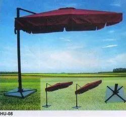 Side Pole Cantilever Umbrellas
