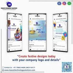 Festival Post Graphic Designing Services