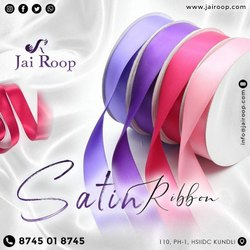 Colored Satin Ribbon