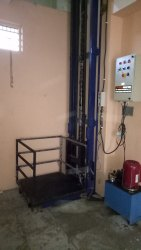 GLFT-1616 Single Mast Hydraulic Goods Lift
