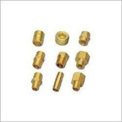 Nickle Plating, Chrome Brass Hydraulic Components