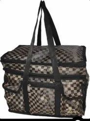 Black Polyester Luggage Bags