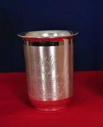 35 Gram Silver Glass