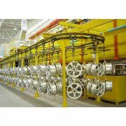 Electric Overhead Conveyor
