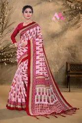 Designer Mysure Silk Indian Wear Saree