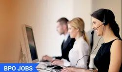 Full Time Offline BPO Job Placement Services, Fresher & Experienced