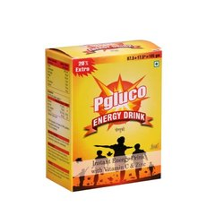 Allopathic Pgluco Energy Drink, In Pan India, Packaging Size: 105 GM