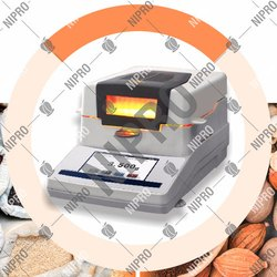 Infrared Moisture Analyser and Balance