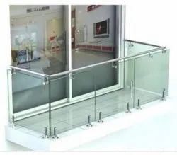 Stainless Steel Railings Balcony Grills
