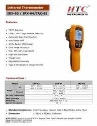 HTC IRX-65 DIGITAL INFRARED THERMOMETER