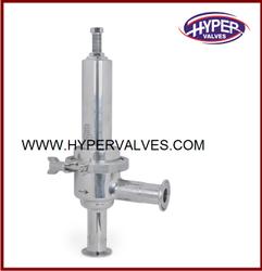 Clean Steam Pressure reducing valve