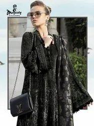 Majesty Maria B Vol 5 Jam Silk Pakistani Salwar Suit Catalog
