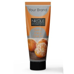 Herbal Cream Mandrin Orange Facial Kit Third Party Manufacturing, For Face, 50gm
