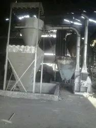 COAL FIRING PLANT FOR ROLLING MILLS