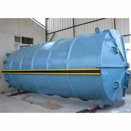 FRP Underground Water Storage Tanks