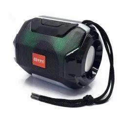 FPX Hertz Portable Bluetooth Speaker with In Built PowerBank