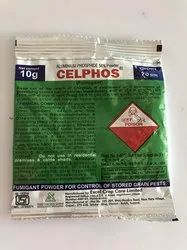Chemical Grade Packaging Size: 10 Grams Celphos Sumitomo, For Storage Grains, Target Crops: Wheat